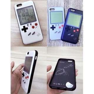 [🍊新春惠優] 可以打機嘅手機殼‼️WANLE 懷舊Gameboy 遊戲手機殻