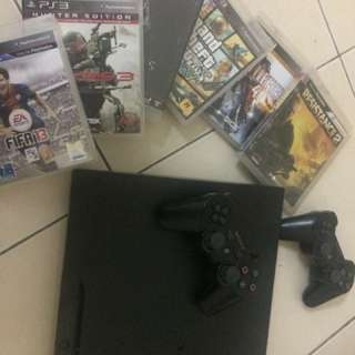 Playstation 3 gaming for sale