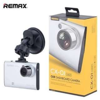Remax CX-01 DVR Car Camera Recorder Dashcam 1080P Full HD