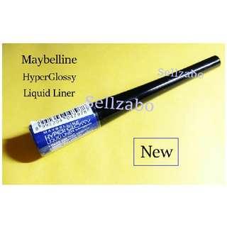Blue Eyes Liner : Maybelline Hyper Glossy Liquid Eyeliner Hyperglossy Sellzabo Makeup Cosmetics