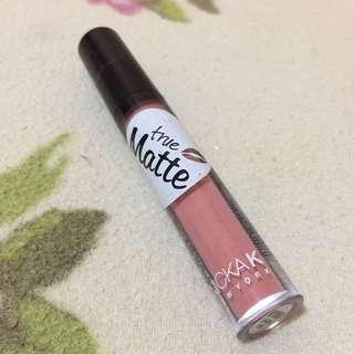 Preloved NickaK Newyork True Matte Liquid Lipstick in Oriental Pink