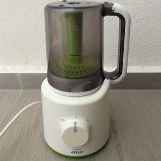 Philips Avent Food Processor