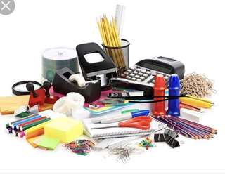 Stationery office supplies