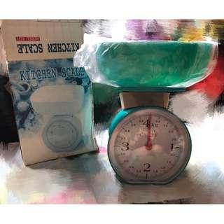 Kitchen Scale 廚房食物磅