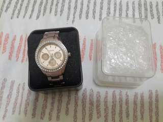 Authentic Fossil Stella Watch