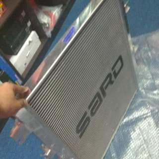 RADIATOR TRITON AT/MT SARD ALUMINIUM