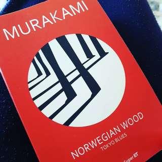 BRAND NEW NORWEGIAN WOOD by HARUKI MURAKAMI