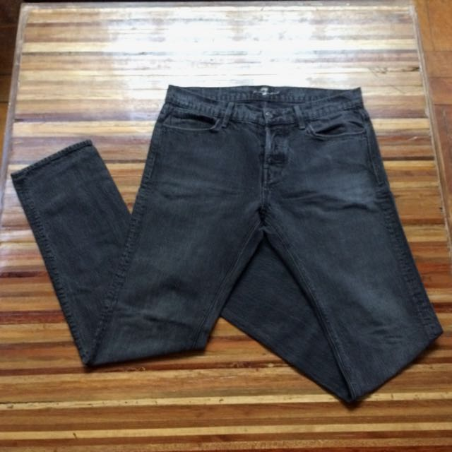 "7 For All Mankind ""Rhigby"" Jeans"