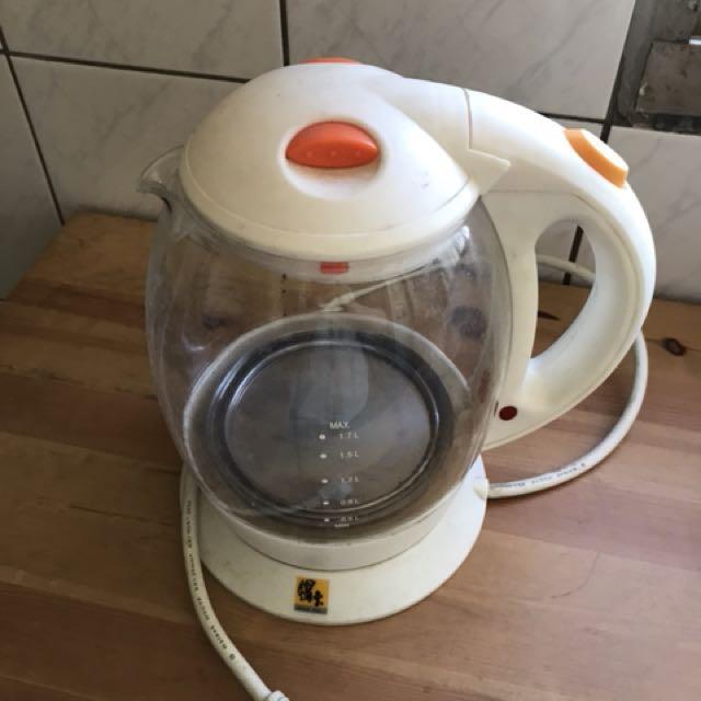 鍋寶電熱壺