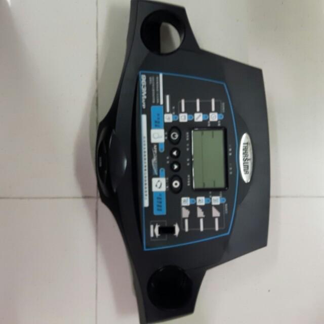 高島 963Mafp 跑步機控制面板