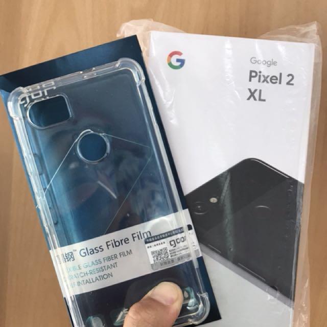 美版 Google Pixel 2 XL 128G