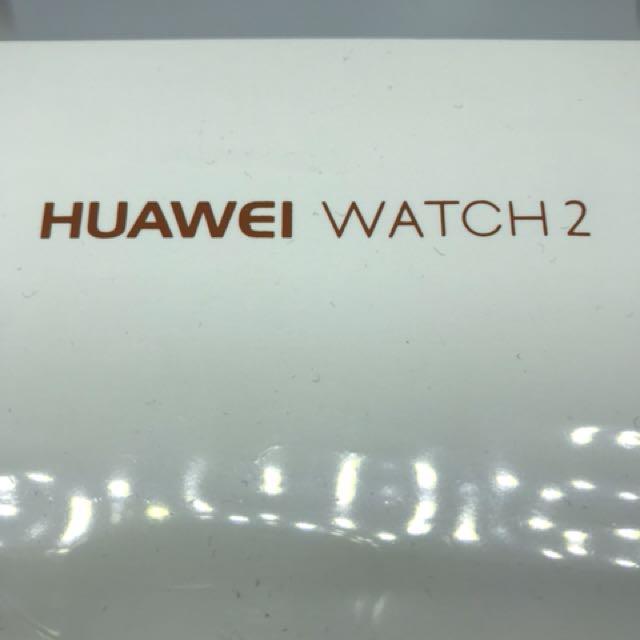 新品 華為HUAWEI Watch 2 4G版 非 Gear S3