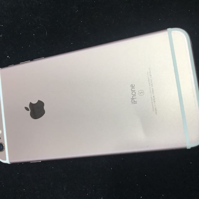 中古 iPhone 6S Plus 64G 玫瑰金