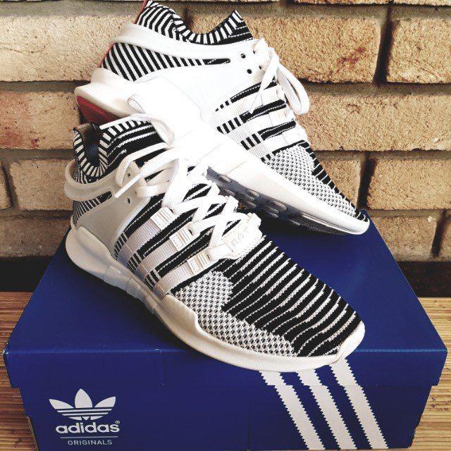 Adidas EQT Support Zebra Pack Knit