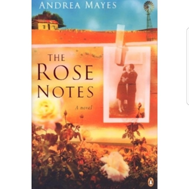 Andrea Mayes The Rose Notes