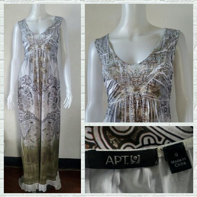 Apt 9 Gypsy Long / Maxi Dress