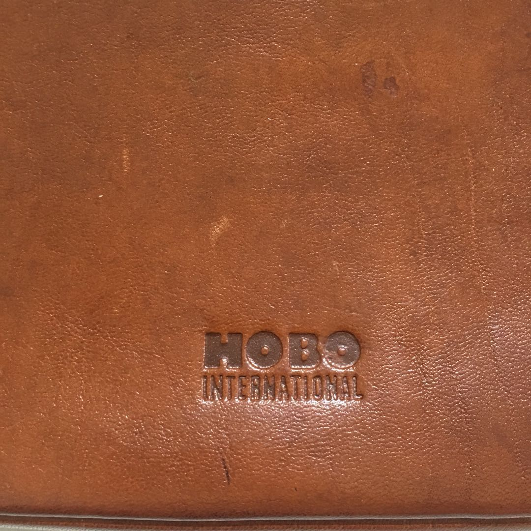 Authentic Hobo International Convertible Crossbody Wallet