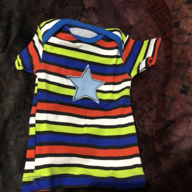 Baju Anak Setelan Bintang