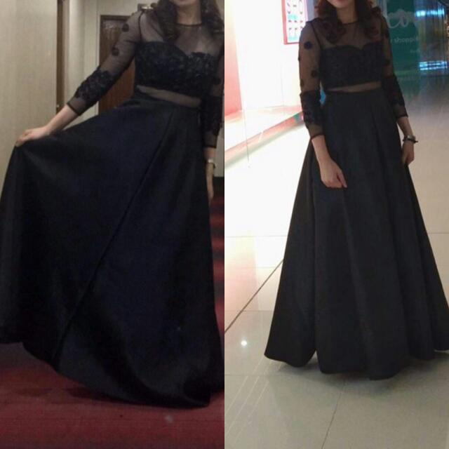 Ball Gown for RENT or for SALE!!!   - RENT:  -1000 Maximum of 3 days upon receiving -Require deposit P500 (refundable)  FOR SALE: - 3000 (slighy Negotiable)  - Used Once - 100% No Flaws