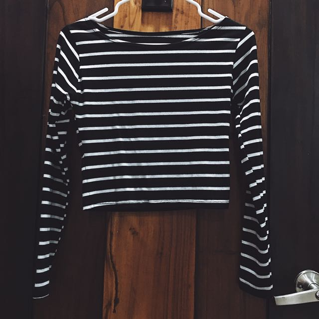 Basic Stripes Long Sleeves