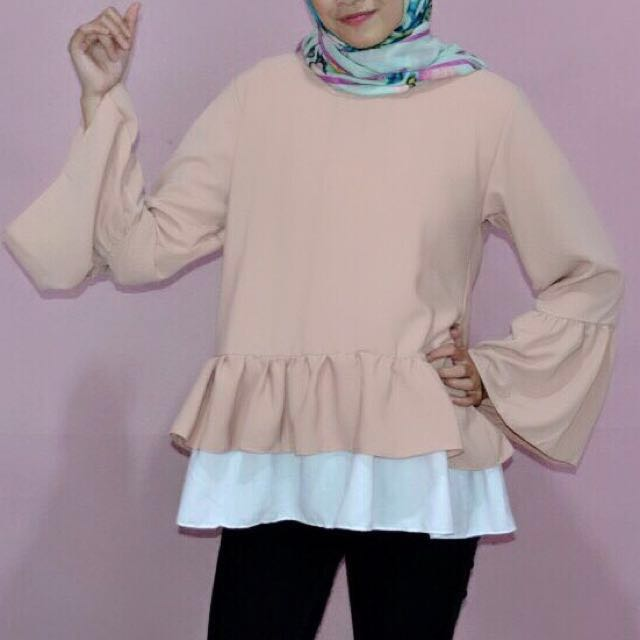 Blouse terompet