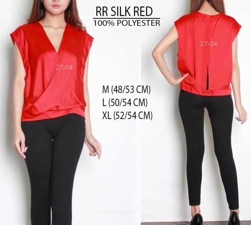 Branded RR Silk Red