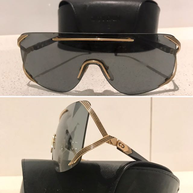 Christian Dior Vintage Sunglasses Made in Germany Authentic