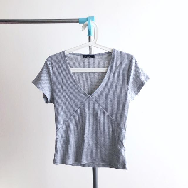 Cotton On Ribbed Tee