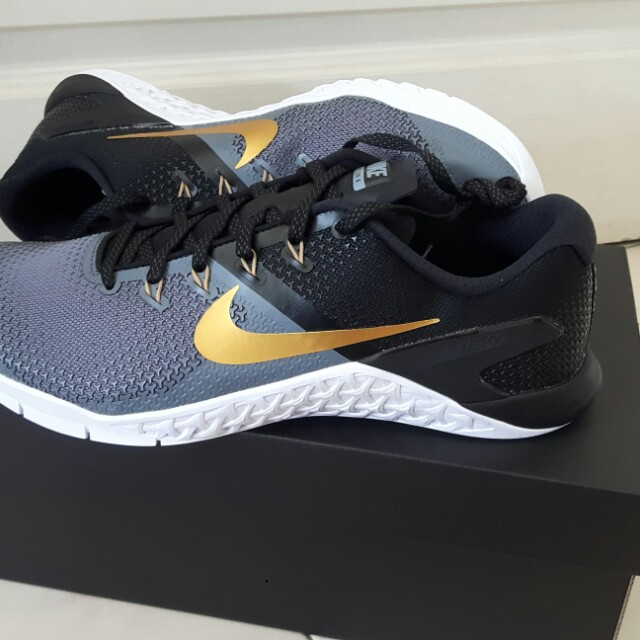 476e7519d6ec76 Custom Men s US 9.5 NIKEID METCON 4 for sale!