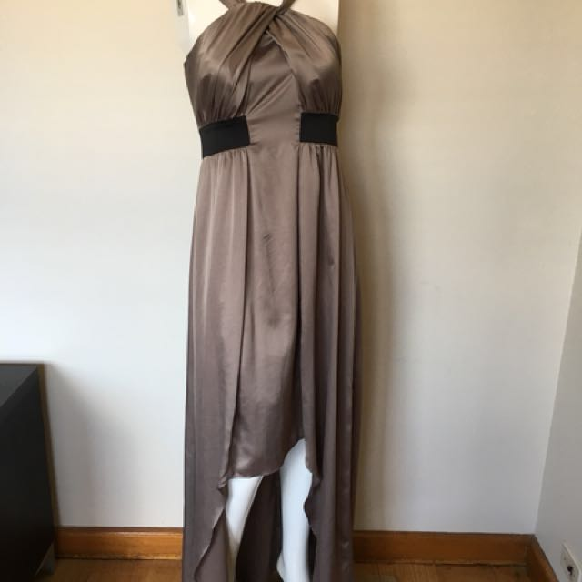 Events size 8 cocktail gala ball gown NEW $199