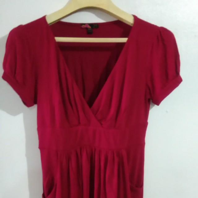 F21 Top/Short Dress