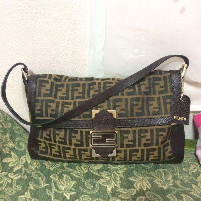 39b1e1713b84 ... australia fendi sling bag preloved womens fashion bags wallets on  carousell 72915 b2f00