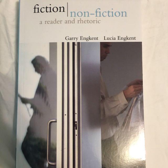 Fiction, non fiction ECE textbooks