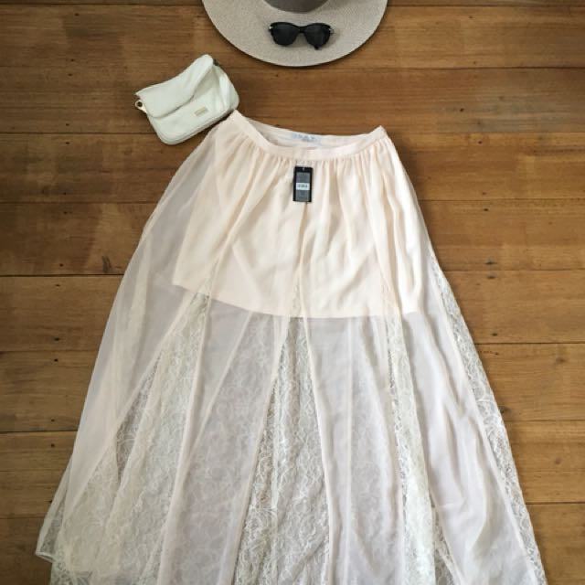 Forever new skirt size 10 NEW $80