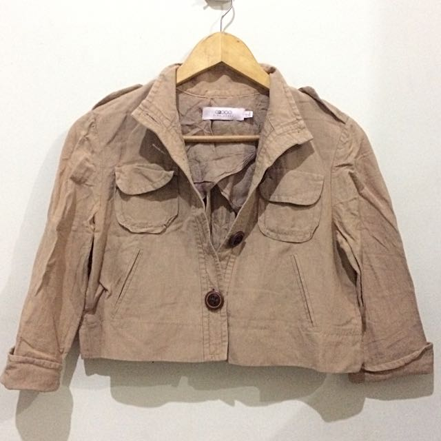 G2000 Cropped Outerwear