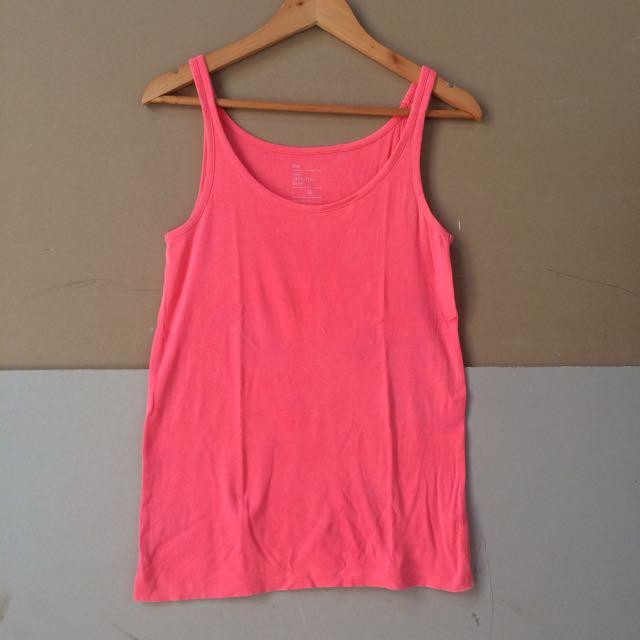 GAP Top Pink Neon