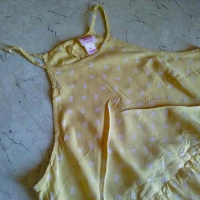 Halter dress for summer