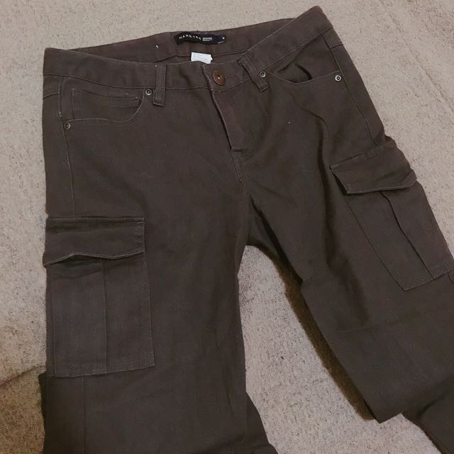Han ten 雙口袋長褲 #新春八折