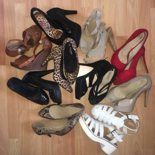High heel bundle