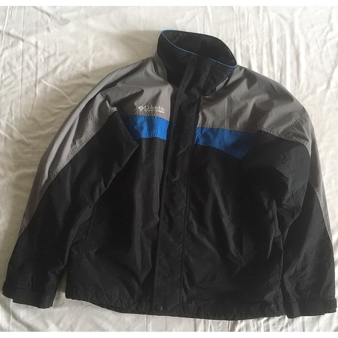 His & Her Authentic Columbia Jackets BNWOT