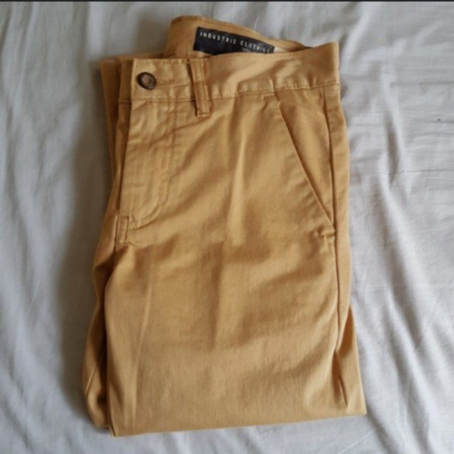 Industrie Chino Pant - Sand