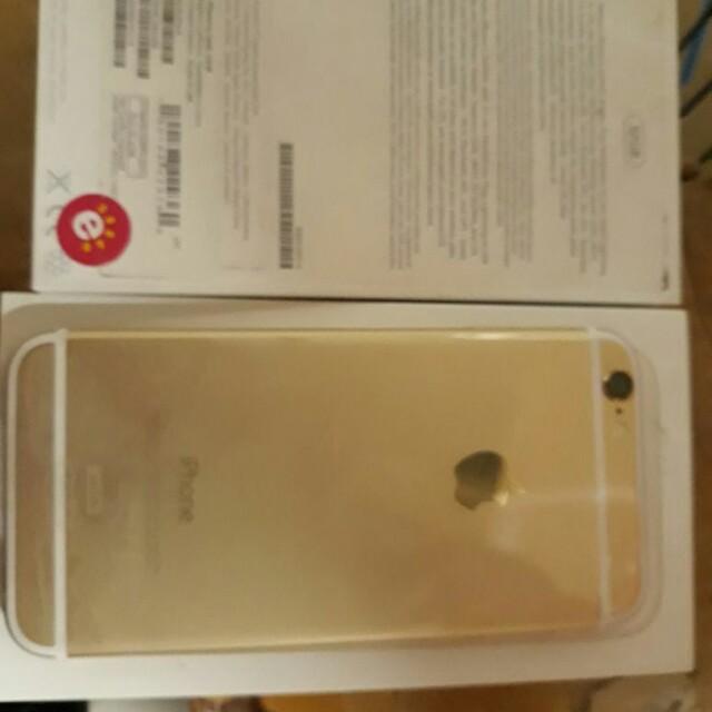 Iphone 6 32 rose gold