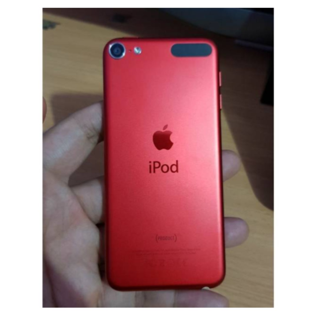 Ipod Touch 6 RED 32gb