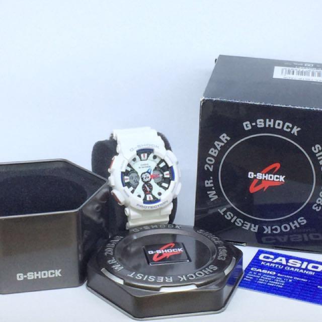 jam tangan G-shock GA-120tr