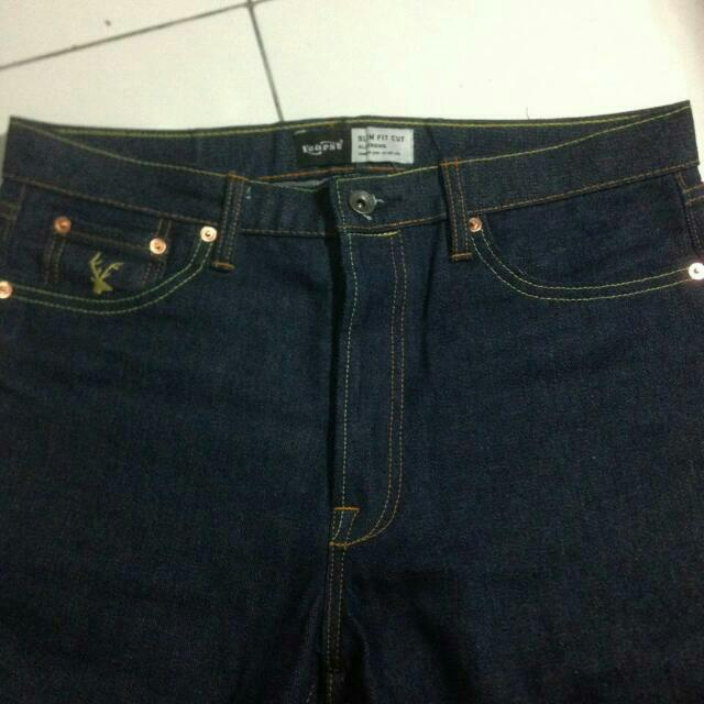 jeans selvedge vearts