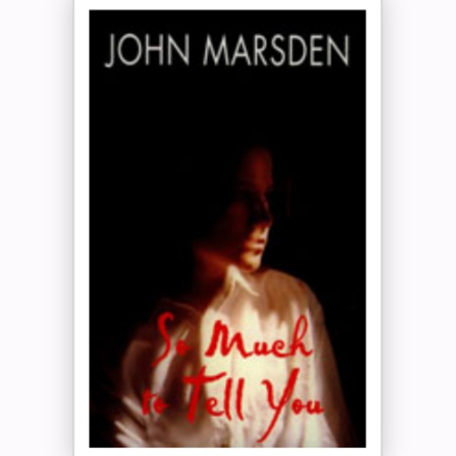 John Marsden So Much To Tell You