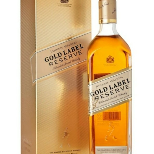 Johnnie Walker Gold Reserve Whiskey 1 litre