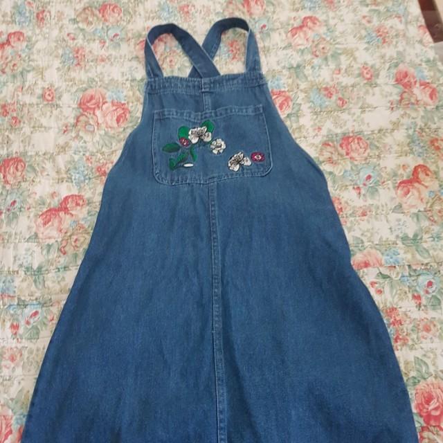Jumper dress (h&m)