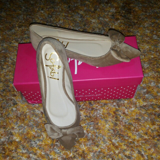 Ladies doll shoes