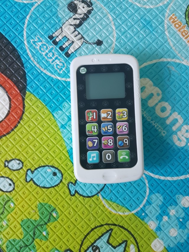 Leap Frog Mobile Phone